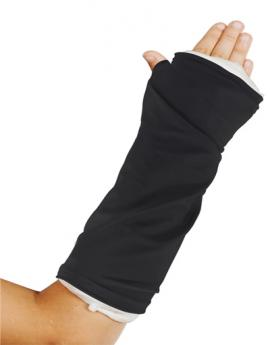 LimbO Cast Sleeve Arm Black Small