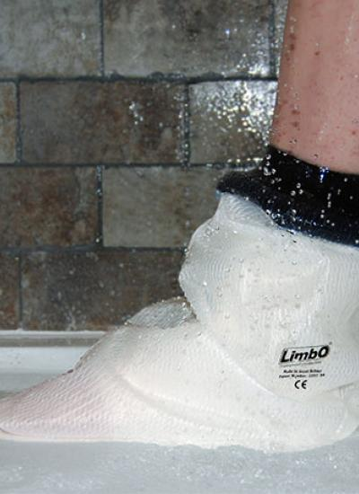 LimbO Foot Cover For Bandages - M20