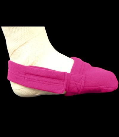 Toe Cozy Pink Small/ Medium